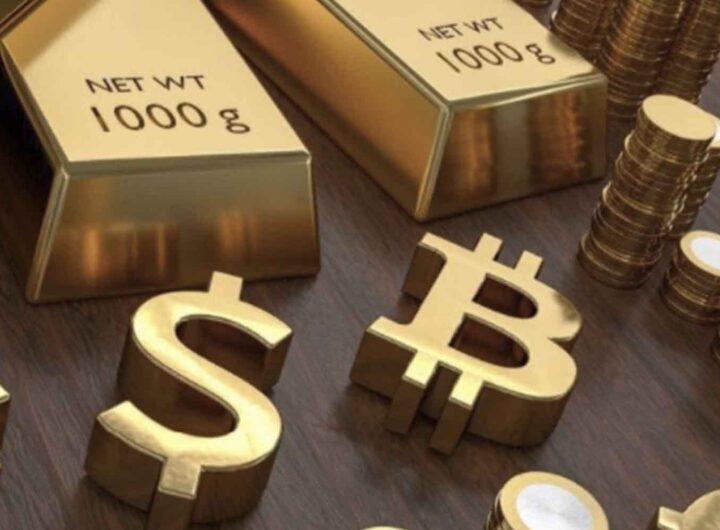 Инвестирование в золото и биткоин в 2021 году: за и против